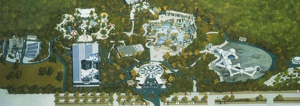 Geschichte des Parks